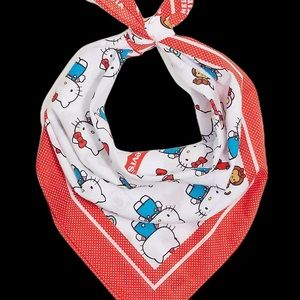 Levi's x Hello Kitty bandana